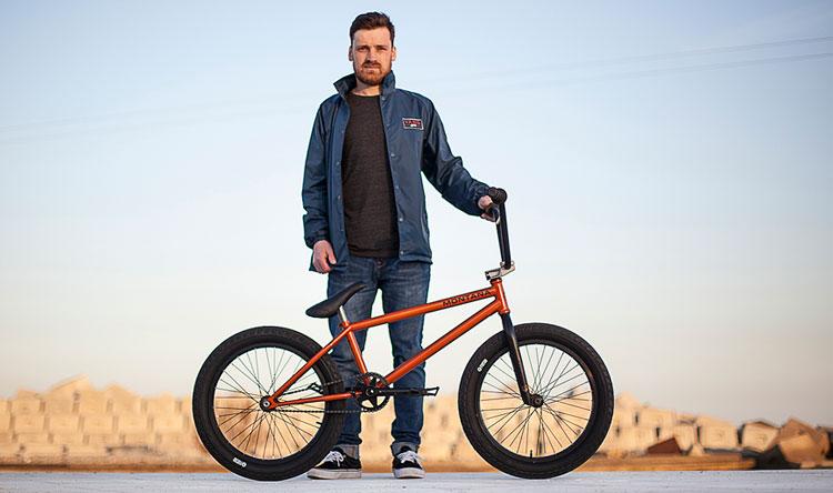 Flybikes Stefan Lantschner BMX Bike Check