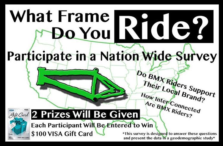 what bmx frame do you ride?