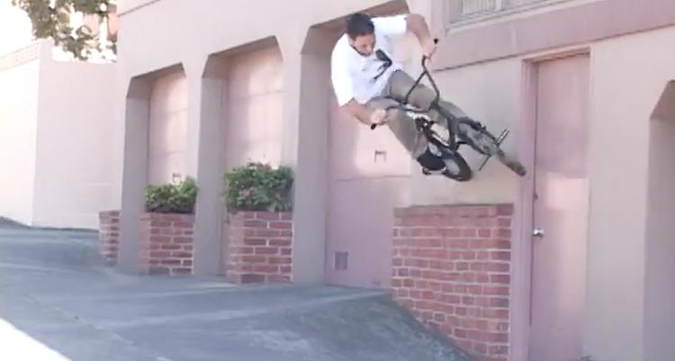 Stolen BMX Jackson Ratima video