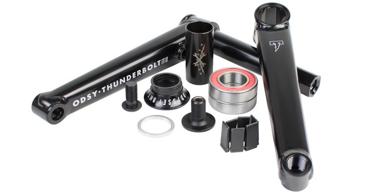 Odyssey BMX Thunderbolt+ Cranks