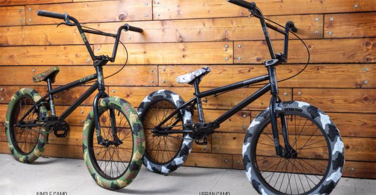 Stolen Bikes / Fiction BMX 2018 Catalog