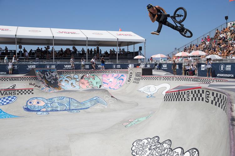 Vans BMX Pro Cup Huntington Beach Qualifier