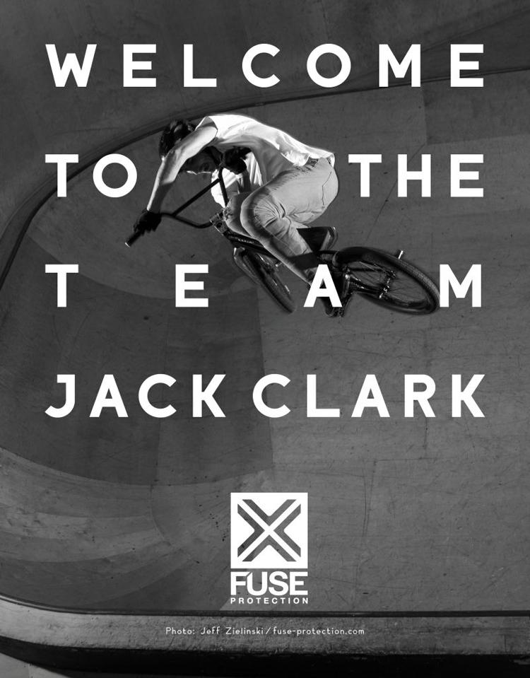 Jack Clark Fuse Protection BMX