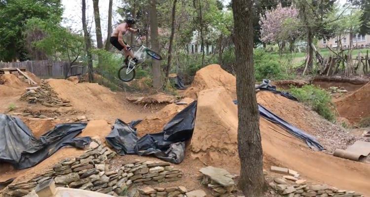 Evan Eisenhard BMX Video
