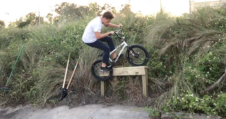 FloriDeah Building New Spots BMX Video