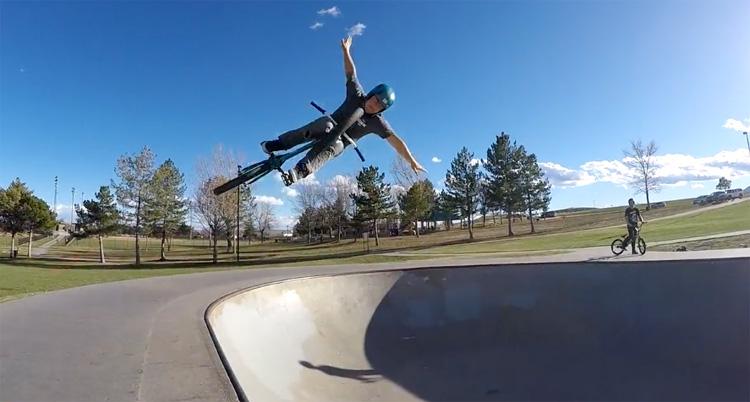 Nowear BMX Colorado Road Trip BMX video
