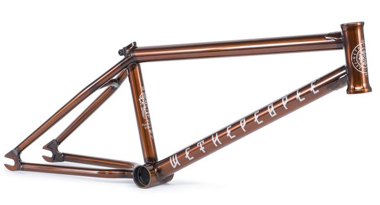 Wethepeople BMX Felix Prangenberg Signature Pathfinder BMX Frame