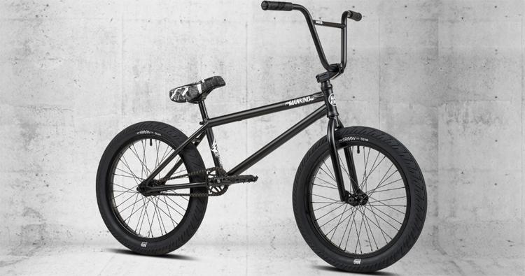 Mankind 2018 BMX Bikes