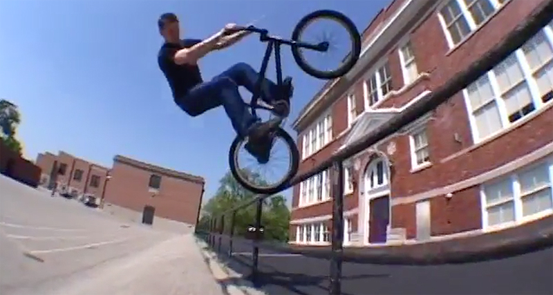 Shook Scared To Look BMX DVD Video Full