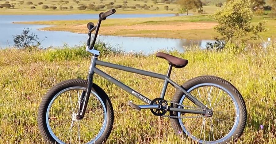 Joao Soares Mutant Bikes Video Bike Check