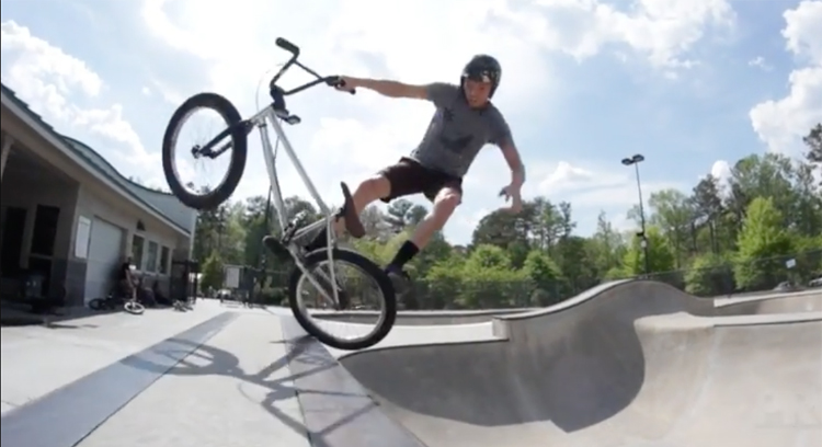 Relic BMX Props Issue 79 BMX video