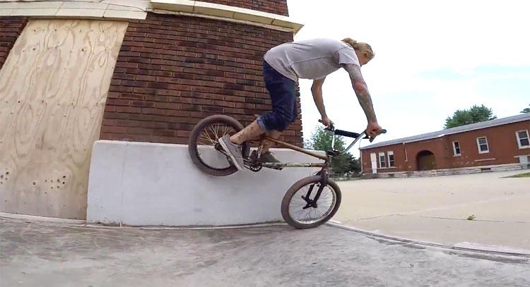 Gone Biking Back To Midwest BMX video