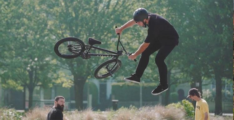 Mankind BMX Isaac Lesser MK10 Teaser Video