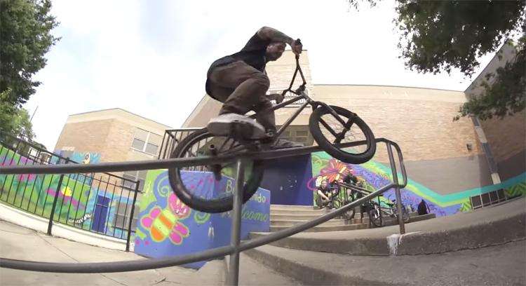 Animal Bikes Ben Lewis Benny Peg Promo BMX