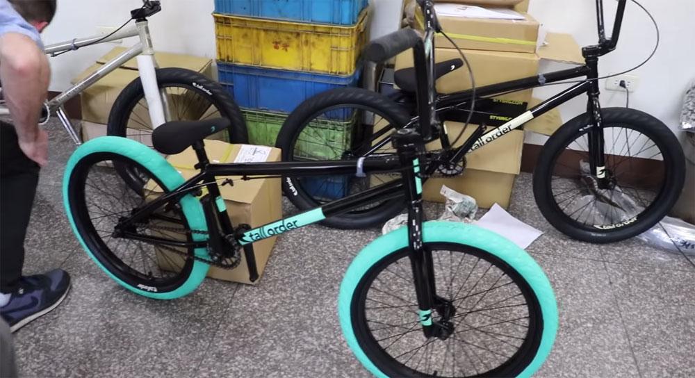 Tall Order Complete BMX Bikes