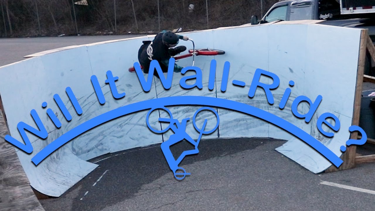 Will It Wallride Episode 1