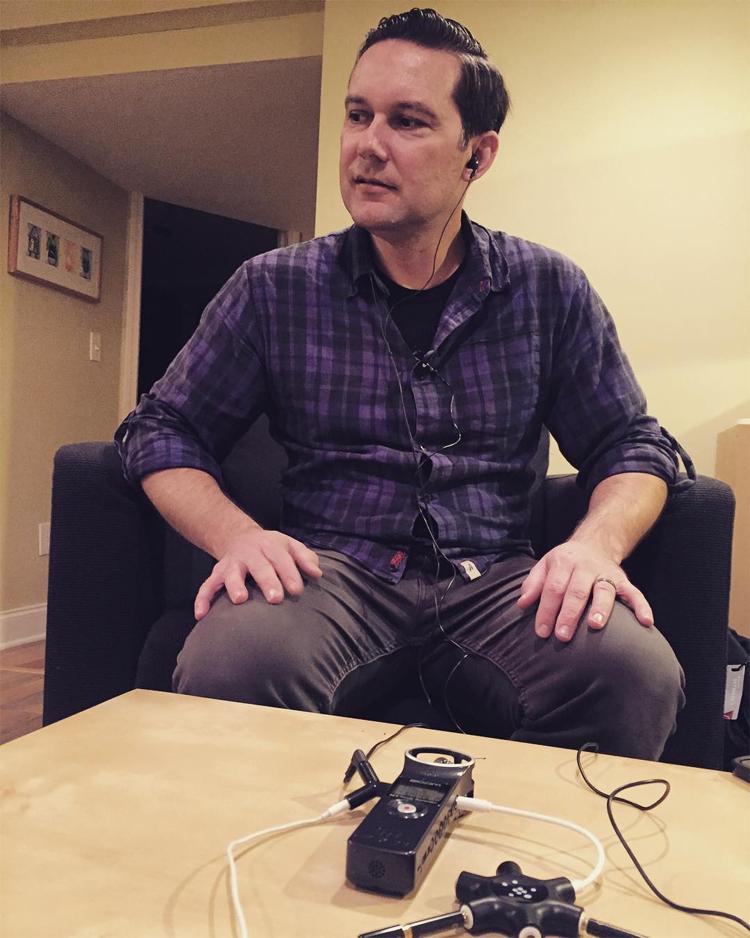 Steve Buddendeck Palaver BMX Podcast Chris Doyle