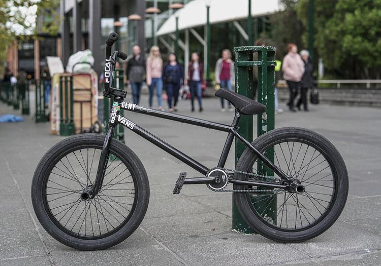 Colony BMX Polly Bike Check 2019