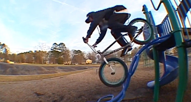 440 Volts BMX Skate Video