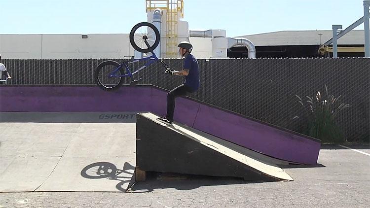 Bloom BMX Full Factory BMX Video