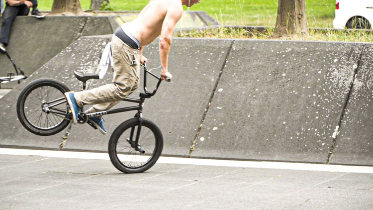 Germany To Netherlands BMX video Road Trip