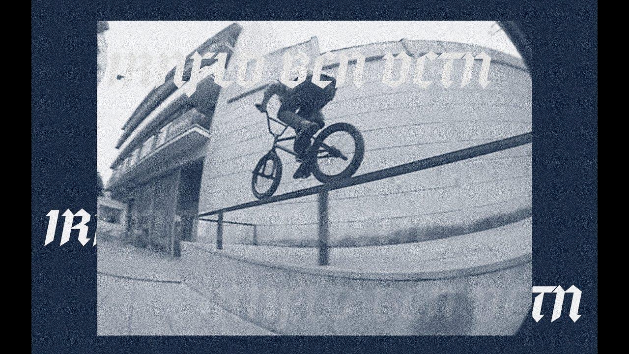 Ironfield Crew Barcelona BMX video