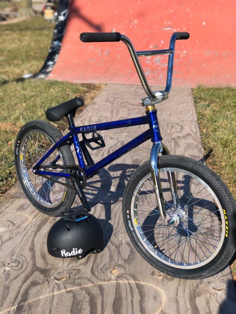 Jacob Thiem Radio Bikes BMX bike