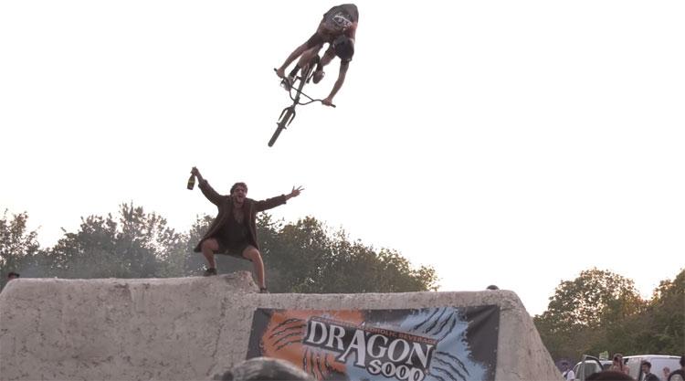 Woodyard Trails Jam 2019 BMX video