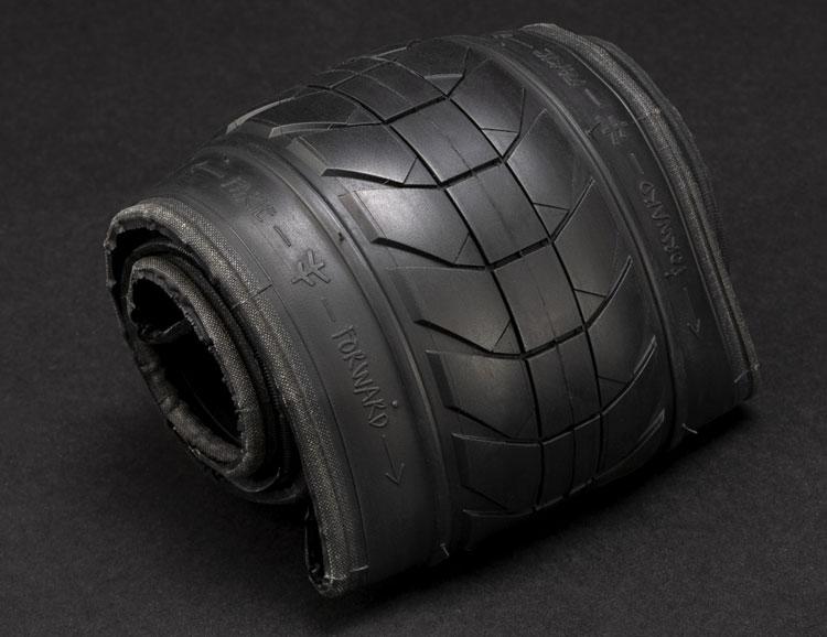 Flybikes BMX Devon Smillie Fuego Ligera Folding Tire