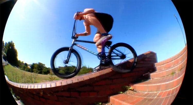 South Coast BMX Zac Gatt Laters Video