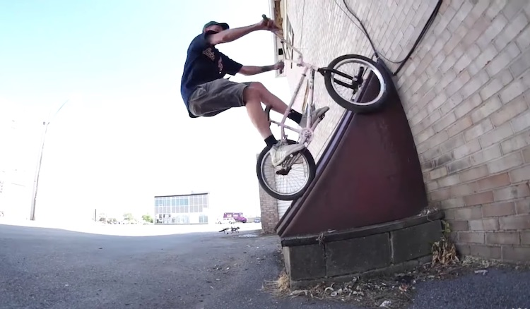 Charlie Crumlish BMXfu 21 a G BMX video