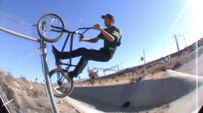 Chris Furmage Level 3 BMX video