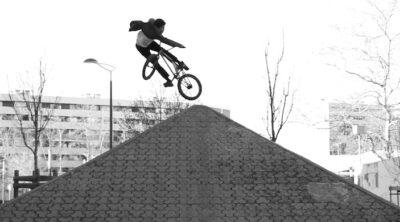 Killian Limousin Lost Clips BMX video