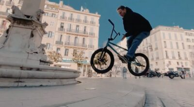 Robin Bourhis Ryoma Quenot Marseille France BMX video