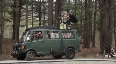 S&M Bikes Hot Dogs Who Can't Read BMX video full