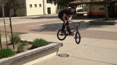 Wethepeople BMX Dillon Lloyd Justin Hughes BMX video