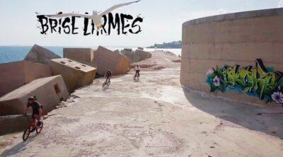 Brise Larmes BMX video
