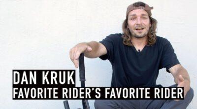 Dan Kruk Favorite Riders Favorite Rider BMX video