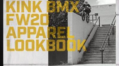 Kink BMX Fall Winter 20 Apparel