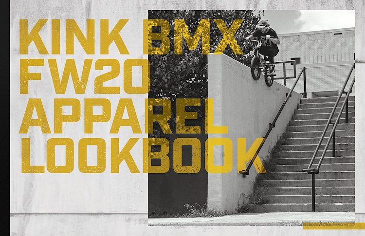 Kink BMX Fall Winter 20 Apparel
