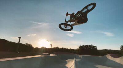 Mutiny Bikes Maxime Bonfil Forever BMX video