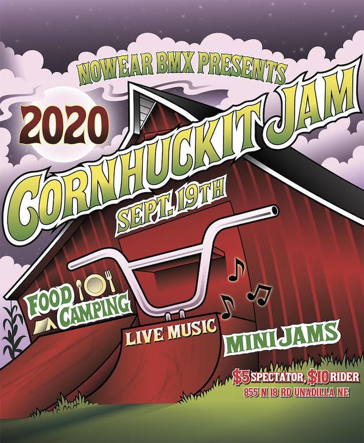 Nowear BMX Cornhuckit Jam 2020