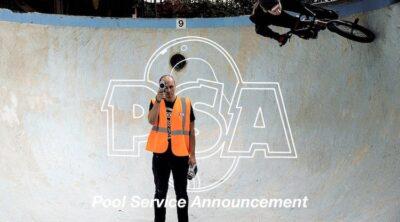 Pool Service Announcement BMX video