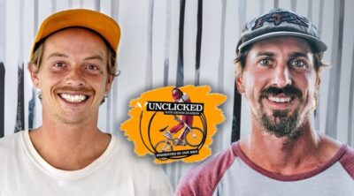 Unclicked Podcast Nathan Williams Christian Rigal BMX