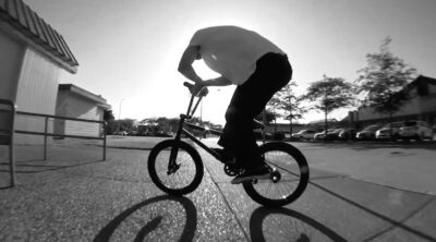 Kyle White BMX video
