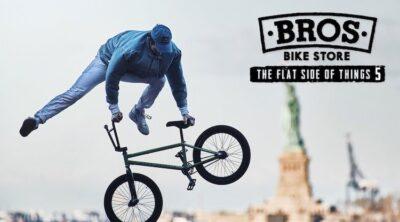 Matthias Dandois Flat Side of Things 5 BMX video