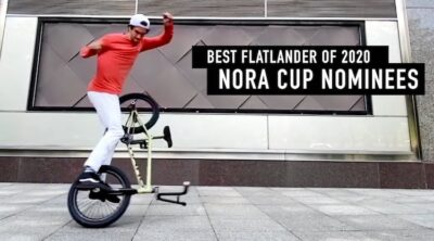 Nora Cup Flatland Rider of the Year Nominees BMX 2020