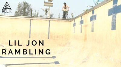 Relic BMX Lil Jon Rambling