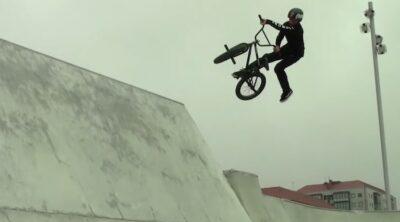 Saul Vilar BMX video
