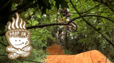 Drop In Coffee Steve Crandall Nate Hanger BMX
